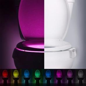 El Wire Light Up Shades Disco Loo In 2019 Bathroom Lighting