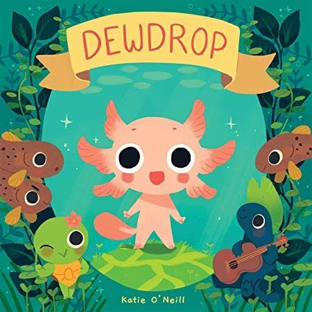 Epub Dewdrop Author Free Delivery Amazon Oni Press Comic Book Shop Early Readers Books