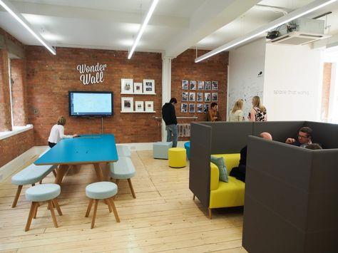 Top 6 Office Furniture Trends 2017 Furniture Officefurniture Interiordesign Interiors Office Design Googleoffice Google Office Design Trends