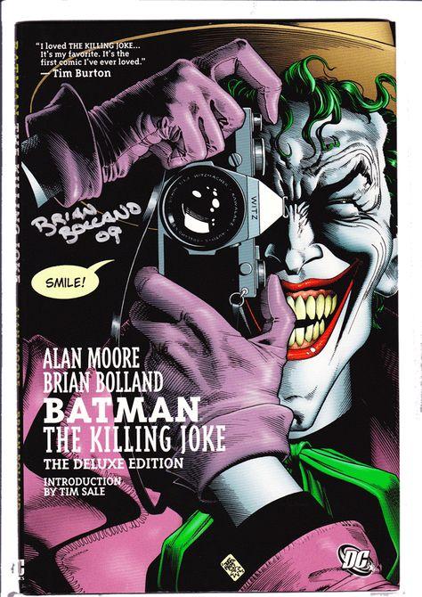 Batgirl #41 Joker Variant Kicks Up Controversy