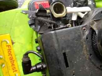 How To Replace A Pull Cord On Lawn Mower Lawnmowerfixed In 2020 Lawn Mower Mower Diy Lawn