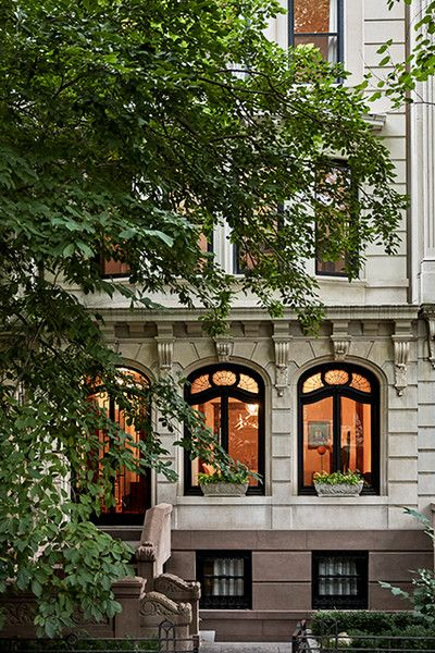 Lovely Limestone - A 1900s Park Slope Limestone That Perfectly Blends Traditional And Modern  - Photos