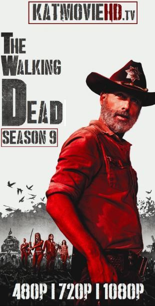 Sheriff Deputy Rick Grimes Leads A Group Of Survivors In A World