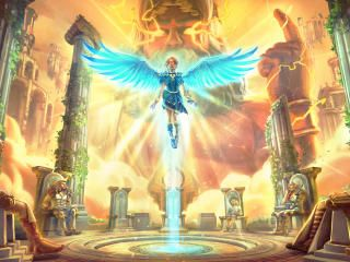 God 4k Immortals Fenyx Rising Wallpaper Hd Games 4k Wallpapers Images Photos And Background New Gods Immortal Greek Pantheon