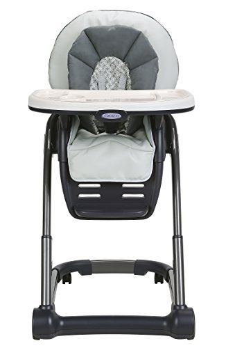 Graco Blossom 4 In 1 Convertible High Chair Mckinley Baby High