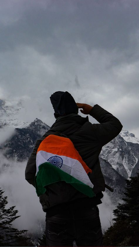 Indian Flag Salute Traveler Photography In 2020 Indian Flag Images Indian Flag Wallpaper Indian Flag