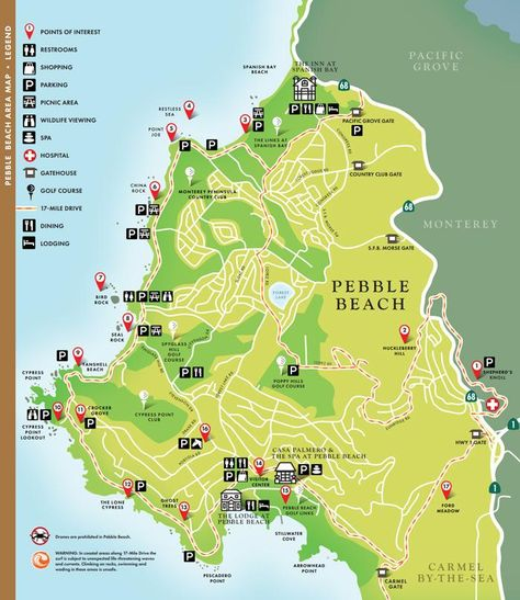 Everything You Need To Know About The U S Open At Pebble Beach Pebble Beach Pebble Beach Resort Beach