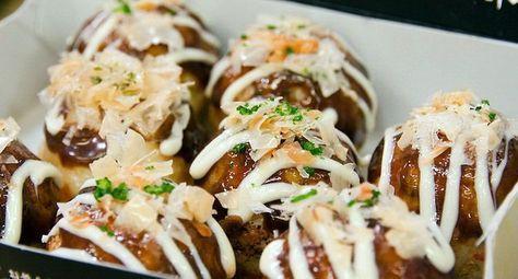 Resep Takoyaki Jepang Spesial Seenak Restauran Lengkap Dengan