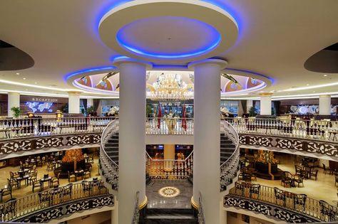 Crystal Sunset Luxury Resort Spa Side Bit Ly Tatilturizm