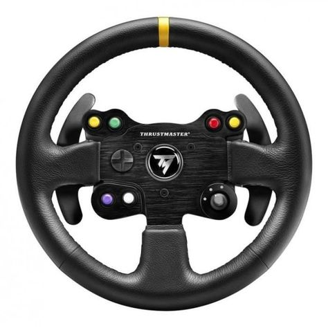 Thrustmaster Volant Tm Leather 28gt Wheel Add On Pc Ps4 Xbox
