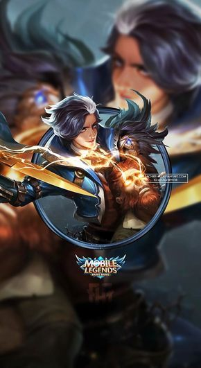 Wallpaper Phone Gusion Hairstylist By Fachrifhr Mobile Legend Wallpaper Alucard Mobile Legends Mobile Legends