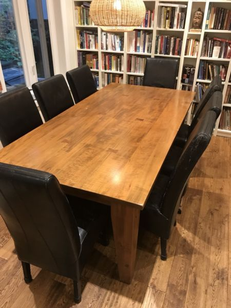Beautiful Maple Dining Table Dining Tables Sets City Of