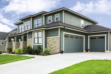 Most Popular Wayne Dalton Garage Doors For Builders With Images Garage Door Styles Wayne Dalton Garage Doors
