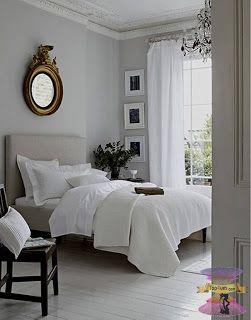 غرف نوم بنات مودرن للصبايا من احدث ديكورات غرف الفتيات المراهقات 2021 White Bedroom Style Feng Shui Bedroom Layout Bedroom Interior