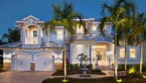 Tropical Style 17 Stunning Exterior Design Ideas Part 2 Luxury Beach House Florida House Plans Beach House Design