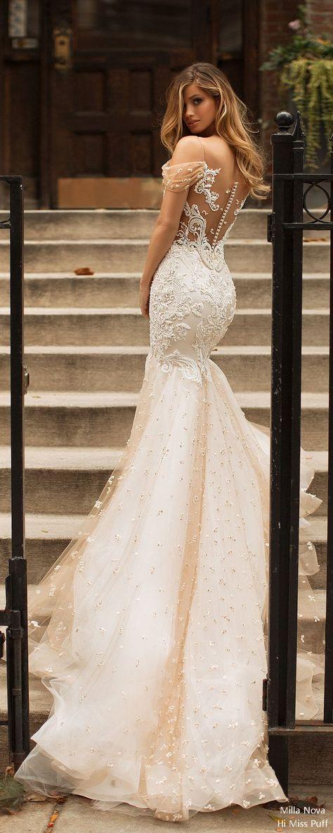 Milla Nova Sintra Holidays Wedding Dresses 2018 #weddings #hmp #weddingdresses #weddingideas #dresses