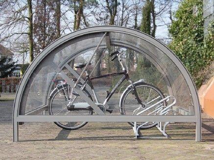Original 'fietsentrommel' Teeken | Fahrradabstellraum