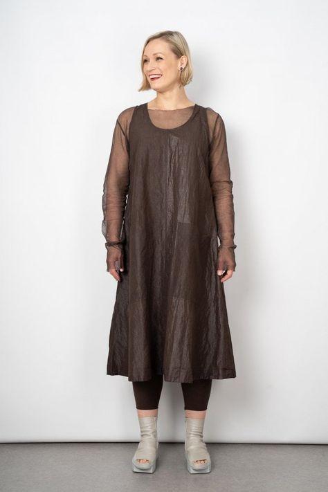 Idaretobe Indigo Must Have Flag Dress - Clothing from