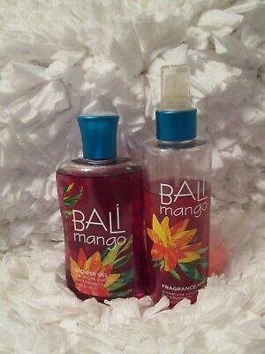 Ad Bath Body Works Bali Mango Fragrance Mis 8 Fl Oz T