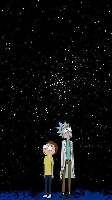 Wallpaper Iphone In 2020 Rick And Morty Poster Iphone Wallpaper Rick And Morty Rick And Morty Tattoo