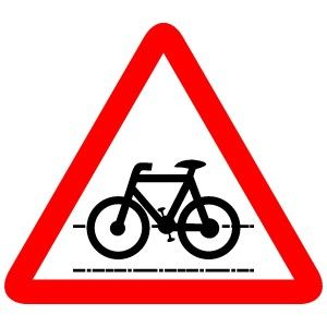 Cycle Crossing Sign Crossing Sign Traffic Signs Cycle