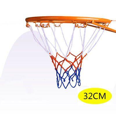 Advertisement Ebay 32cm Hanging Wall Mounted Goal Hoop Rim Net Sports Netting Indoor Quality Sale In 2020 Basketball Rim Kids Basketball Basketball Hoop