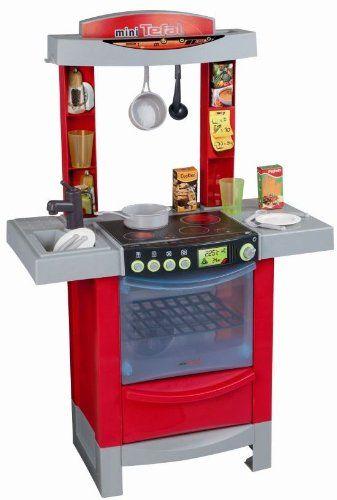Smoby 24147 Tefal Cook Tronic Mini Kuche Produktbeschreibung