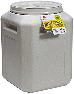 Amazon Com Vittles Vault Outback 50 Lb Airtight Pet Food Storage