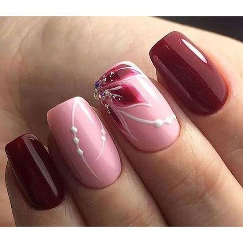 and Beautiful Nail Art Designs
