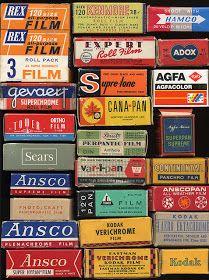Shooting Film: Films Films Films! Everywhere Films!