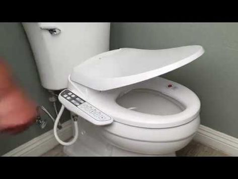 Groovy Lotus Ats 500 Smart Toilet Seat Review Lotus Hygiene Creativecarmelina Interior Chair Design Creativecarmelinacom