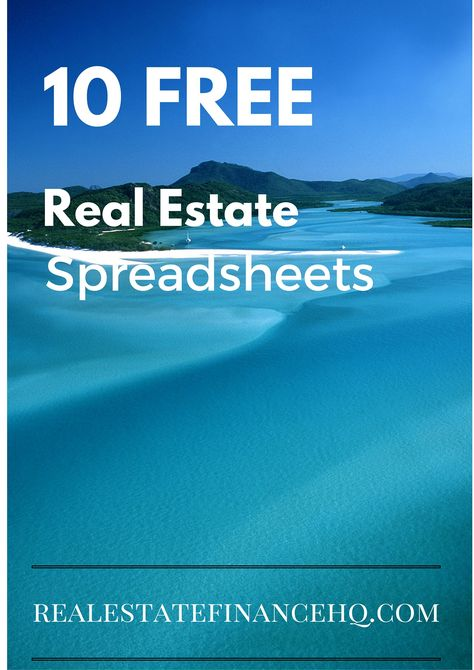 10 AWESOME Real Estate Spreadsheets for your business NO EMAIL Opt-In Required Direct Download     ........................................................ Please save this pin... ........................................................... Because for real estate investing... Click on this link now!  http://www.OwnItLand.com