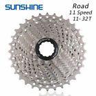 Sunrace CS-M40 7-Vitesse 11-34 T MTB - Road Silver Bicycle cassette