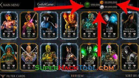 NO Survey] Mortal Kombat X Hack No Human Verification Get