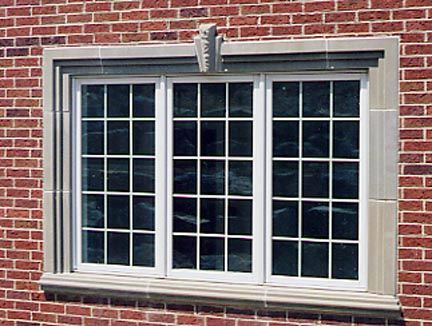 Exterior Window Trim Brick stucco window trim ideas | window and door trim | home improvement