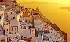 Greece Vacation with Airfare from Great Value Vacations - Santorini