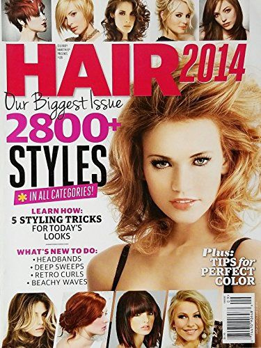 Hair 2014 Our Biggest Issue 2800 Styles In All Categories 109 Hair Styles 2014 Hair Magazine Celebrity Hairstyles