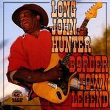 Border Town Legend [CD]