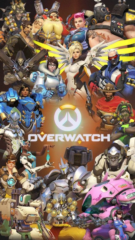 Overwatch Wallpapers Android E Iphone En 2019 Overwatch