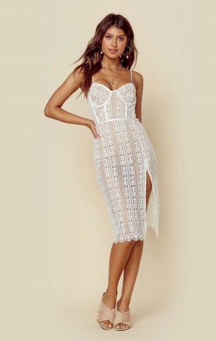 Dakota Lace Midi Dress My Style Lace Midi Dress Dresses