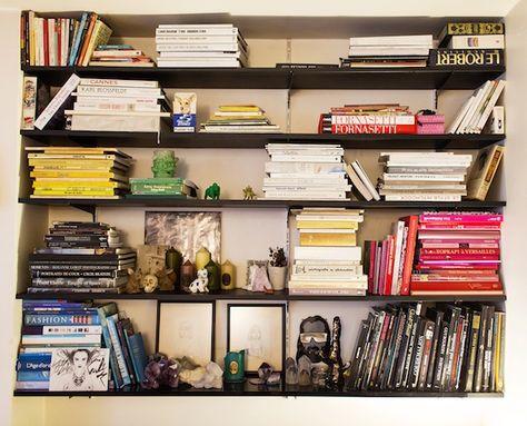 Yaz Bukey – designer at home and at her studio in Paris « the