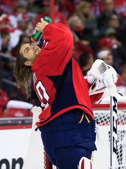 Braden Holtby #70 Washington Capitals! May we pause for a moment from