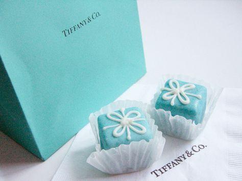 Image detail for -Tiffany & Co Chocolate | Cute Chocolate | CutestFood.com