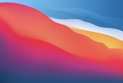 Macos Big Sur Vector Wave Wallpaper In 2020 Waves Wallpaper 8k Wallpaper Wallpaper