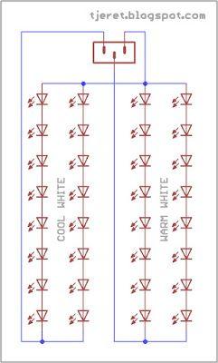 Tjeret File Teardown Bedah Lampu Led Philips 9 5 Watt Scene Dual Color Lampu Led Lampu Led