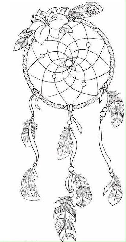Pin By Ekaterina Klimova On Henna In 2020 Dream Catcher Coloring Pages Coloring Pages Coloring Books