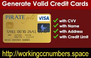 Credit Card with cvv Credit card, Credit card numbers, Discover card