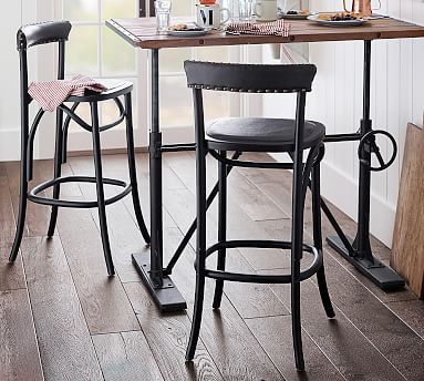 Bar Stools Pottery Barn Stools Item