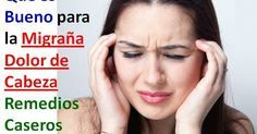 remedios naturales para la migraña menstrual