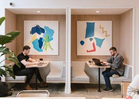 WeWork tops big banks in Manhattan office space